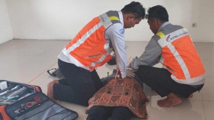 Wanita Trenggalek Tewas Setelah 20 Menit Tak Sadarkan Diri di Toilet Rest Area Jalan Tol