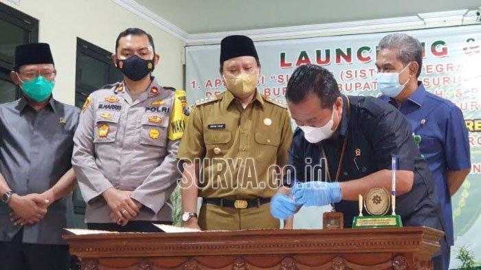 PN Bangil Kabupaten Pasuruan Launching SIDAKU dan SIGAP, Ini Fungsinya