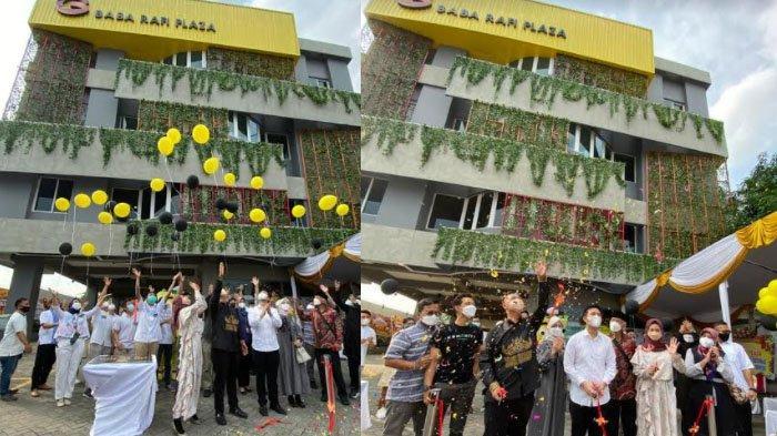 Hendy Setiono Resmikan Baba Rafi Plaza, Kebab Baba Rafi Ditarget Bertambah hingga 3.000 Outlet