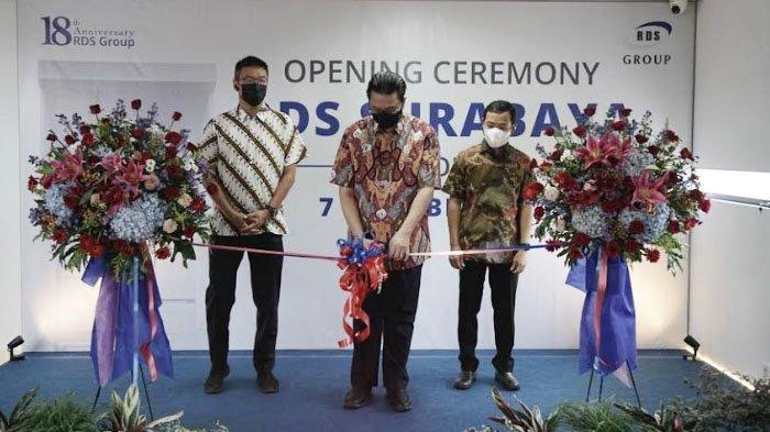 Potensi Pasar Cukup Besar, RDS Group Resmikan Kantor Cabang di Surabaya