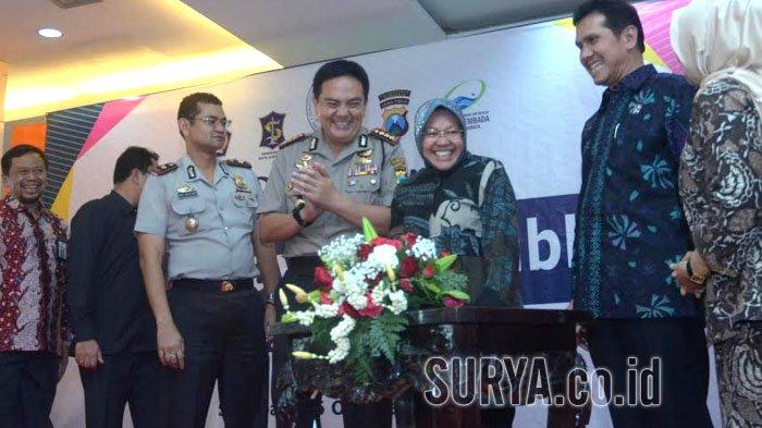 Surabaya kini Punya Mal Perizinan, selain Layanan Pemkot, Sejumlah Instansi juga Berkantor di Sini