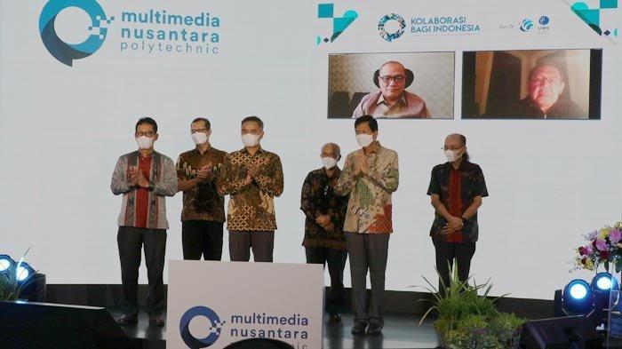 Peresmian Multimedia Nusantara Polytechnic, Kolaborasi untuk Vokasi Indonesia
