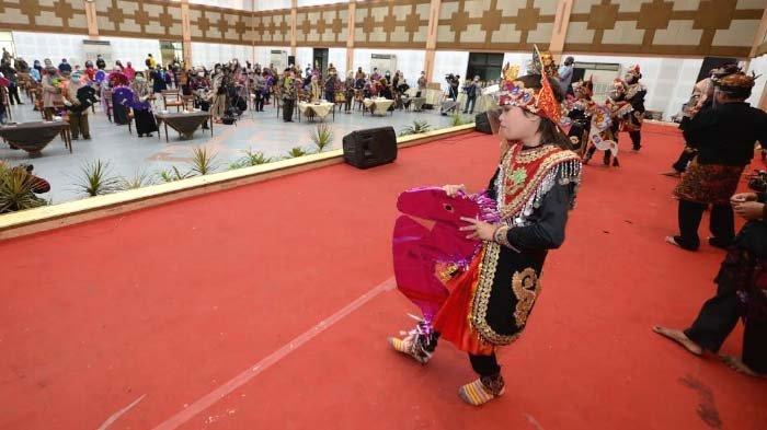 Puncak Peringatan Hari Anak Nasional di Surabaya, Dimeriahkan Kreasi Tari Anak Down Syndrome