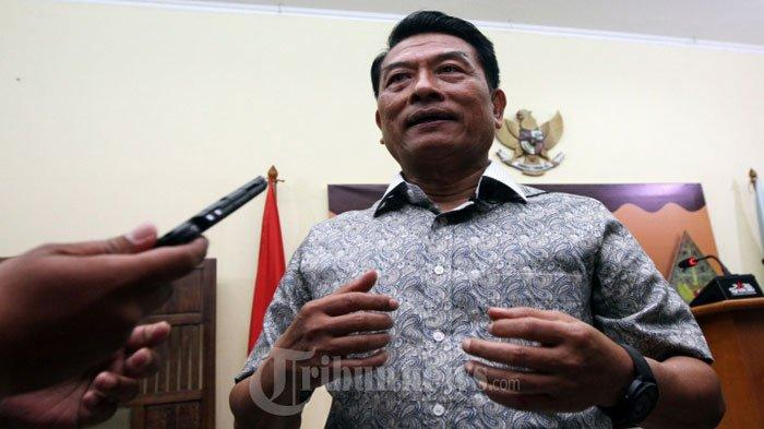 Peringatan Jenderal TNI (Purn) Moeldoko Soal Isu People Power, Sebut Skenario Kelompok Tertentu