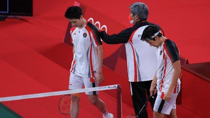 Peringkat BWF Marcus/Kevin Usai Gagal Raih Medali di Olimpiade Tokyo 2020
