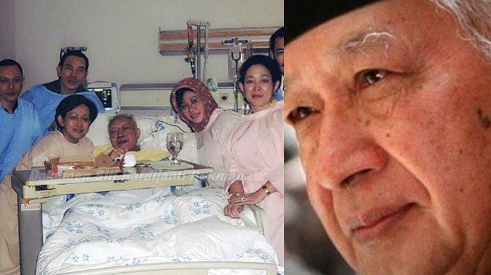 Perjuangan Soeharto Melawan Stroke Bikin Kagum Dokter Kepresidenan, Tak Mau Dirawat di Rumah Sakit