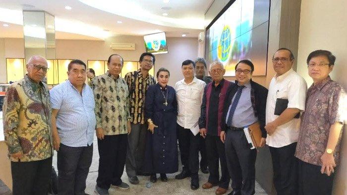 Warga Surabaya Temui Wamen Agraria dan Tata Ruang, Cari Solusi Surat Ijo