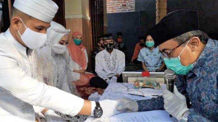 Kemenag Ungkap Angka Pernikahan Selama Pandemi Covid-19 di Kabupaten Mojokerto Membludak