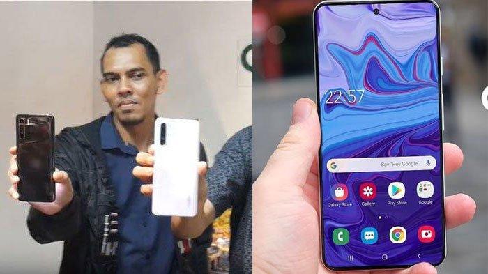 Persaingan Spesifikasi Oppo Reno 3 vs Samsung A71 di Indonesia, Beda Harganya Rp 600 Ribuan
