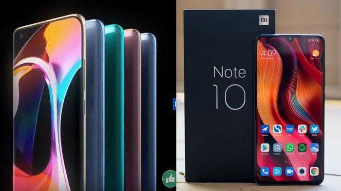 Persaingan Spesifikasi Xiaomi Mi 10 vs Mi Note 10 di Indonesia, Chipset hingga Kameranya Beda Jauh