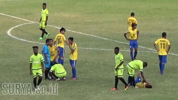 Liga 2, Persbul Buol Telan Malu Setelah Kalah 1-3 Dari Yahukimo FC