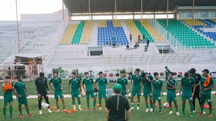 Ucapan Azrul Ananda ke Wali Kota Eri Cahyadi Usai Persebaya Latihan di Stadion Gelora 10 Nopember