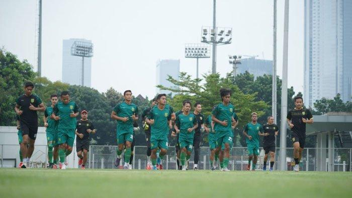 Pemain Persebaya Surabaya Diminta Tunjukkan Semangat dan Bermain Trengginas di Liga 1 2021