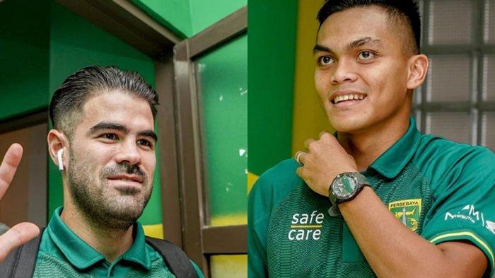 Persebaya Surabaya Menang 4-0 atas Persis Solo, Aji Santoso Komentari Penampilan Pemain Muda