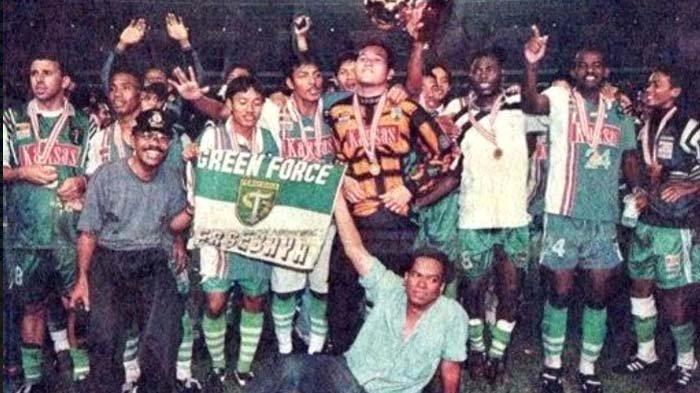 Dua Mantan Pemain Kenang Momen saat Persebaya Surabaya Juara Liga Indonesia 23 Tahun Silam