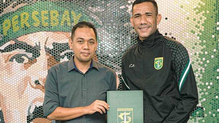 Persebaya Surabaya Kontrak Jose Wilkson Teixeira Rocha Selama Semusim di Liga 1 2021