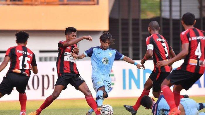 Persela Lamongan Punya PR Besar Usai Kalahkan Persipura di Liga 1 2021