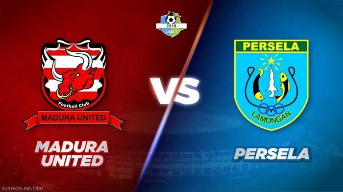 Preview Madura United vs Persela, Misi Putus Trend Negatif Dua Pelatih