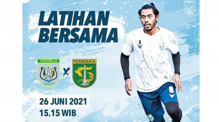 Cara Nonton Streaming Persela vs Persebaya Sabtu 26 Juni, Laga Berlangsung di Lamongan