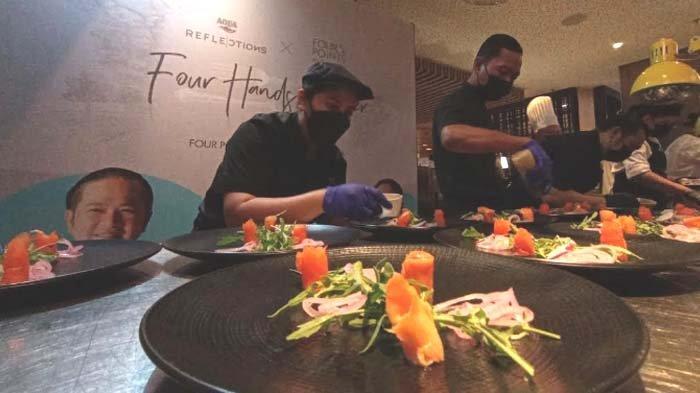 Kolaborasi Kuliner Artisan Kreasi Chef Chandra Yudasswara di Four Points Surabaya
