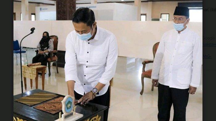 Bersiap Jadi Penguasa Baru Lamongan, Yuhronur-Rouf Lakukan Gladi Bersih di Pendopo
