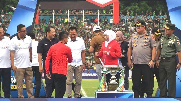 Alasan Persija Jakarta Tak Ikuti Prosesi Penyerahan Medali setelah Kalah dari Persebaya Surabaya 1-4