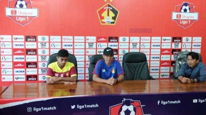 Laga Kandang Perdana, Persik Kediri Ditahan Bhayangkara FC 1 - 1