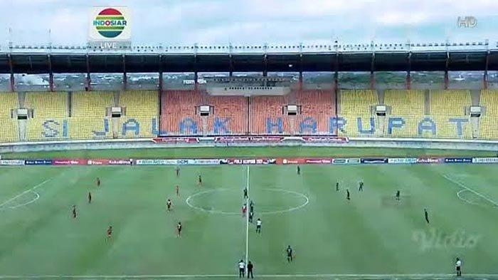 Skor Sementara Babak Pertama Piala Menpora 2021 Persik Kediri vs Madura United Berakhir 0 - 0