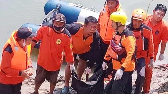 Kronologi Pelajar SMP Tewas Tenggelam dan Hanyut di Sungai Bengawan Madiun di Ngawi