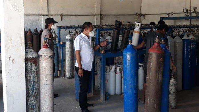 Pemkab Pamekasan Sediakan Oksigen Gratis untuk Warga yang Membutuhkan