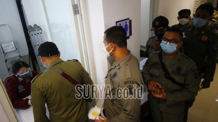 Cegah Penyalahgunaan Narkoba, Petugas Satpol PP Kota Malang Jalani Tes Urine
