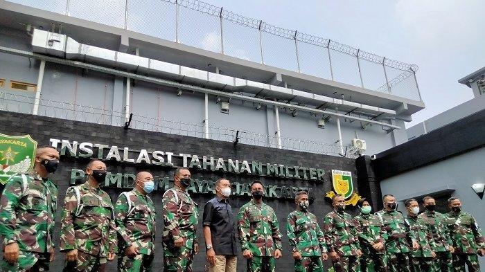 Pertama di TNI AD, Jenderal Andika Perkasa Resmikan Penjara Militer Super Ketat, ini Kelebihannya