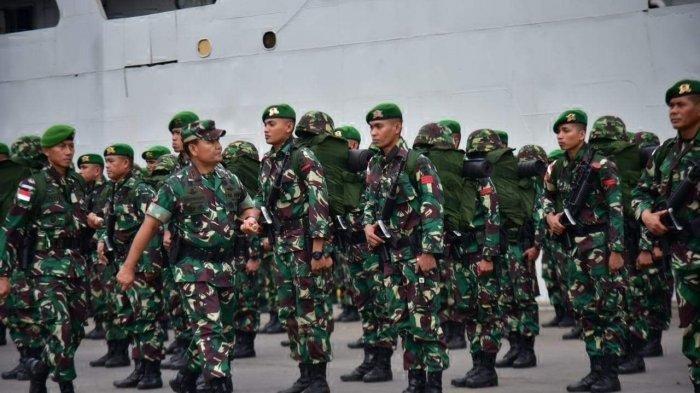 Kehebatan Pasukan Yonif 400/BR yang Tembak Mati 1 KKB Papua, Satuan Elit Setingkat Pasukan Khusus