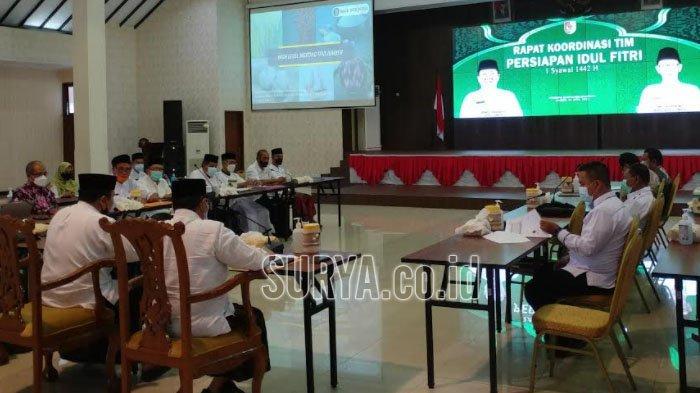 Pimpinan TPID Kabupaten Jember Akhirnya Bertemu, Bahas Pengendalian Inflasi