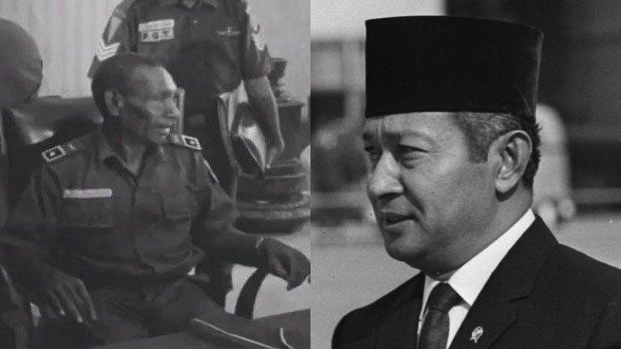 Sosok Lodewijk Mandatjan Mantan Pimpinan KKB Papua Legendaris yang Ditemui Langsung oleh Soeharto