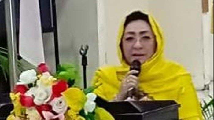 Pertiwi Ayu Krishna Pimpin Persani Surabaya