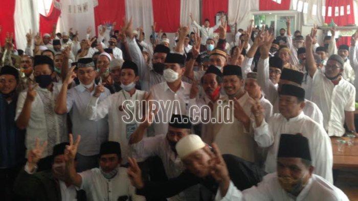 Takmir Musala di Kota Surabaya Satukan Pilihan Menangkan Machfud Arifin-Mujiaman