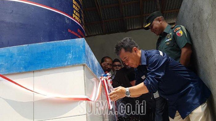 Tiga Bantuan Sumur Bor Kementerian ESDM Layani Air Bersih untuk 6.000 Jiwa di Kabupaten Pasuruan