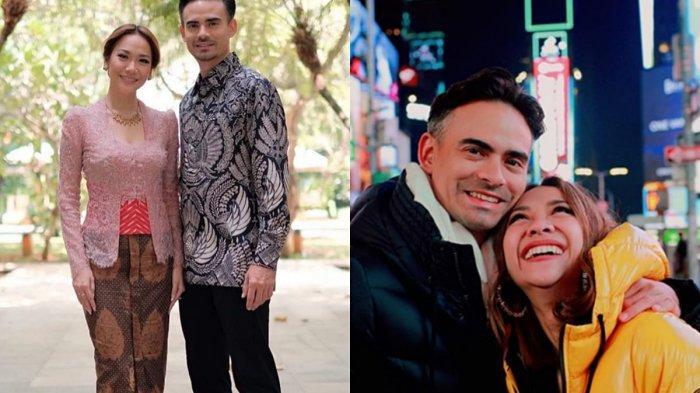 Pesan Terakhir Ashraf Sinclair Suami Bunga Citra Lestari pada Daniel Mananta, Nama BCL Disebut