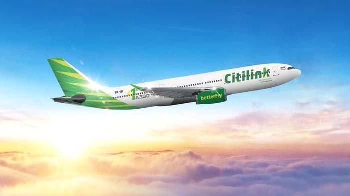 Kabar Gembira, Citilink Beri Diskon 20 Persen Tiket Pesawat hingga 27 Juni 2021