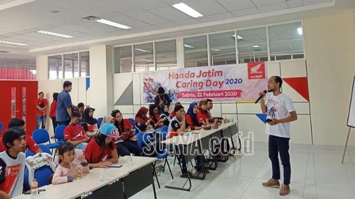 MPM Gelar Honda Jatim Caring Day Bareng Konsumen Milenial Beserta Pasangannya