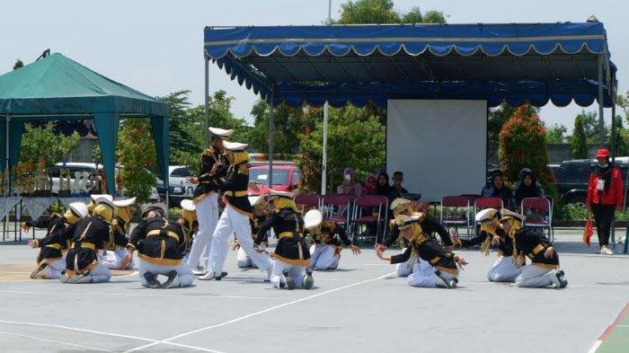 Tujuan STIE Perbanas Surabaya Gelar Lomba Kreasi Gerakan Paskibra, Baris - Berbaris DipaduBudaya