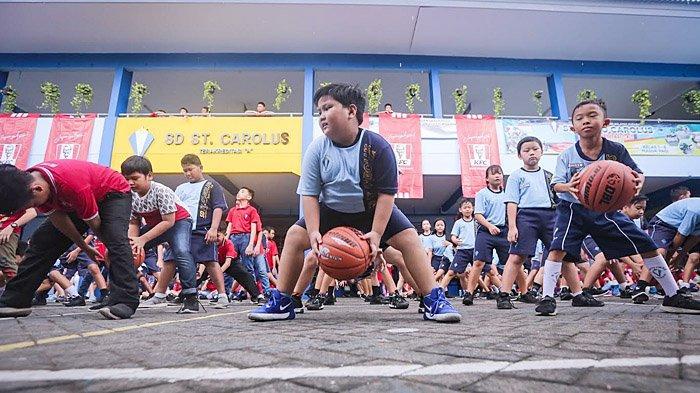Biar Aman, Anak Wajib Melakukan Pemanasan Sebelum Olahraga