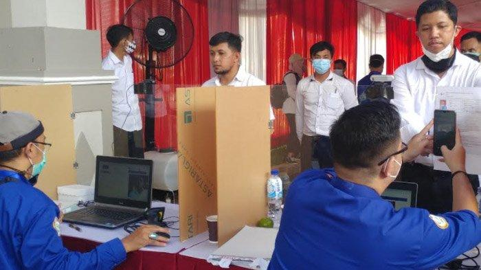 44 Peserta Langsung Gugur di Hari Pertama Tes SKD CPNS Jember, Penyebabnya Sepele