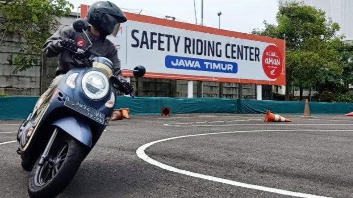 MPM Honda Ajak Para Jurnalis Jatim Nostalgia dengan All New Honda Scoopy