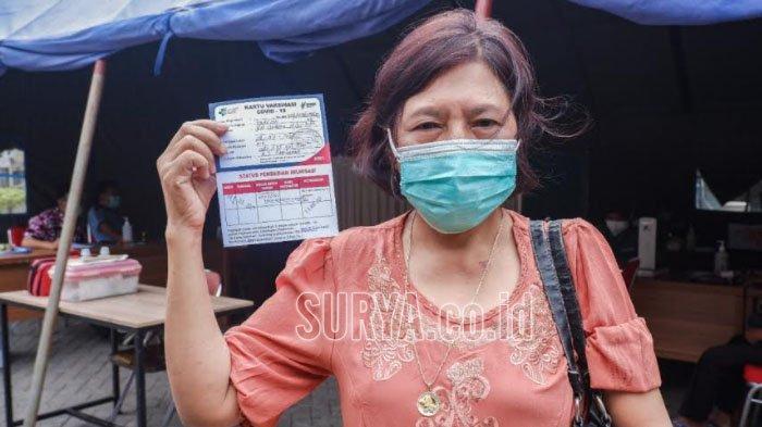 Cara Download Sertifikat Vaksin COVID-19 dan Daftar Lokasi Vaksinasi di Surabaya