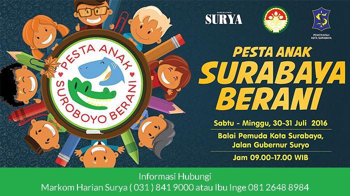 Pesta Anak Surabaya Berani