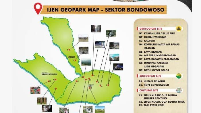 Pemkab Bondowoso Yakin Ijen Geopark masuk UNESCO Global Geopark