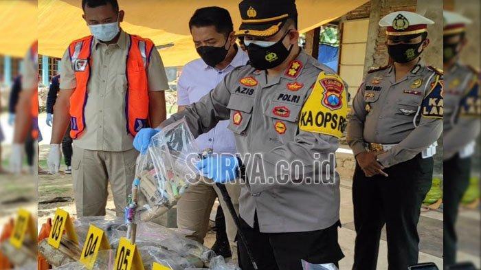 Tubuh Satu Korban Ledakan di Kabupaten Ponorogo Tak Utuh, Diduga Racik Petasan Gunakan Kaki