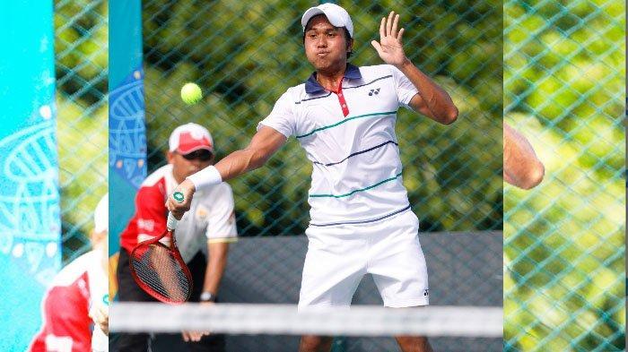 Ungkapan Muhammad Rifqi Fitriadi setelah Tenis Beregu Jatim Mampu Kawinkan Gelar Juara